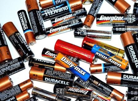 reciclaje de baterias