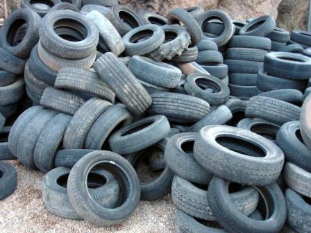 reciclaje de neumaticos
