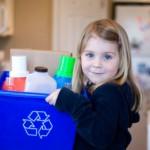 reciclaje ninos